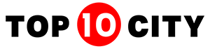 Logo Top 10 City
